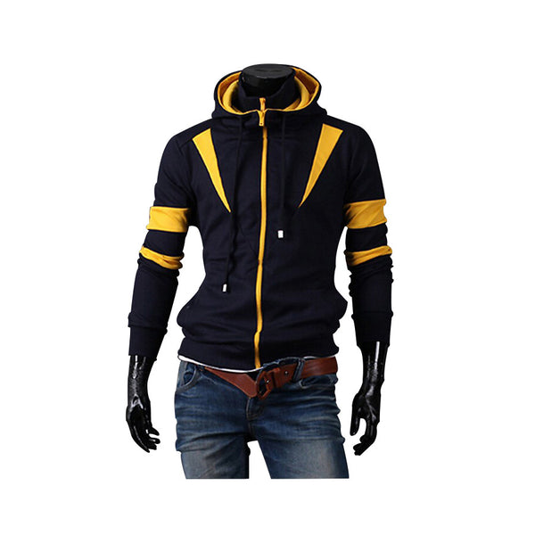 Casual Fleece Double-layer Hoodies