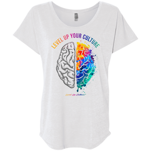 """Level Up Your Culture"" Women's T-shirt"