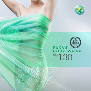 Fucus Body Wrap - treatment of the Year 2019