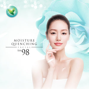 Moisture Quenching Facial