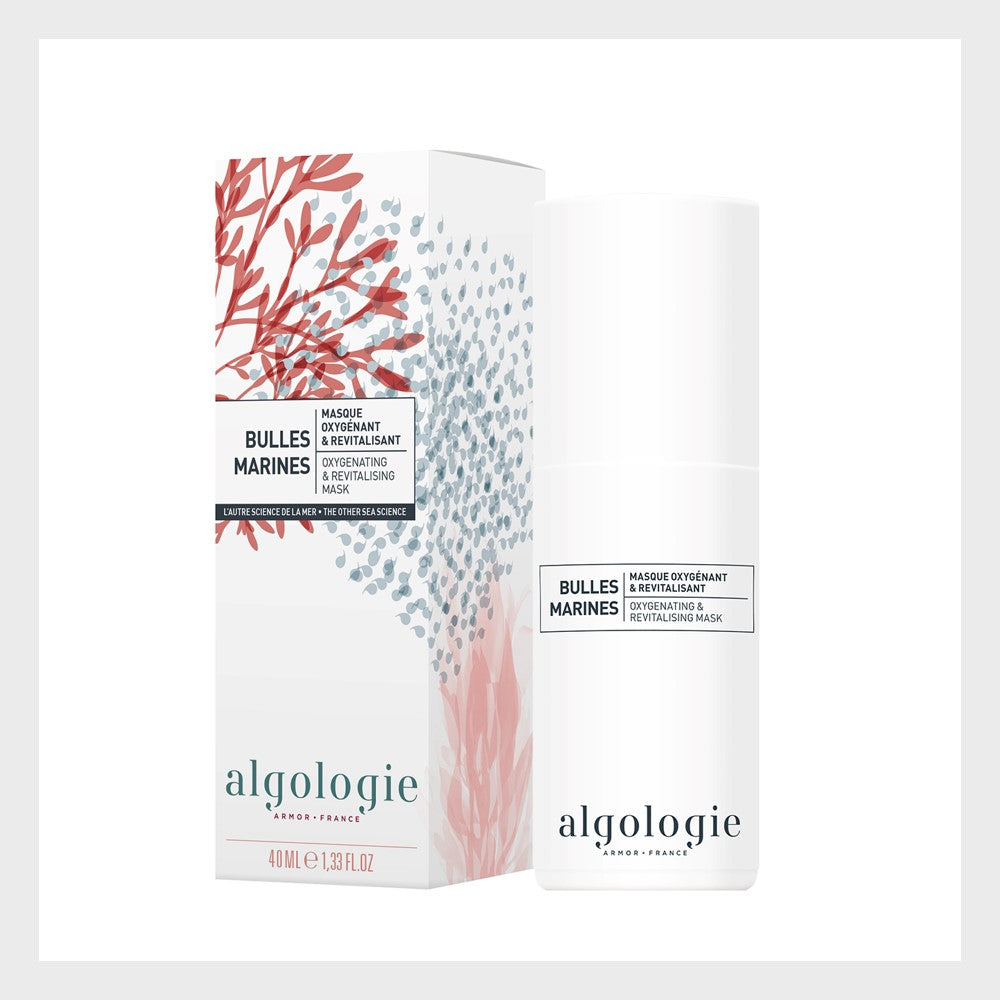ALGOLOGIE Oxygenating & Revitalising Mask (40ml Airless Bottle)