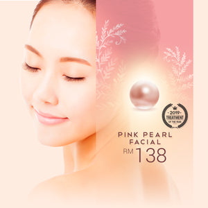 Pink Pearl Facial - Treatment of the Year 2019