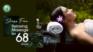 Stress Free Relaxing Massage