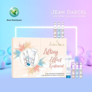14-Day Lifting Effect Treatment - Limited Edition Ampoule + Moisturizer Treatment Set