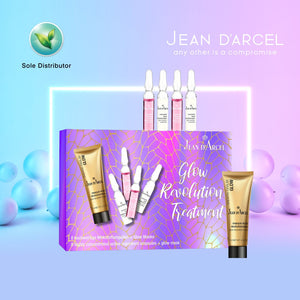 8-Day Glow Revolution Treatment - Limited Edition Ampoule + Mask Treatment Set