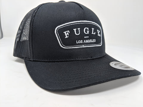 Retro FUGLY® L.A. Trucker Snapback 5 Panel