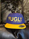 Lakers Colors FUGLY® Los Angeles Premium Wool Cap