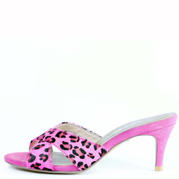 Boo in Pink Leopard