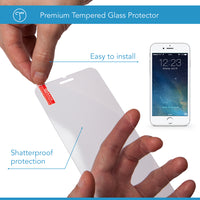 Screen Protector for iPhone (2-Pack)