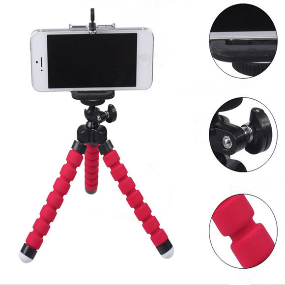 Flexible Cell Phone & Camera Tripod