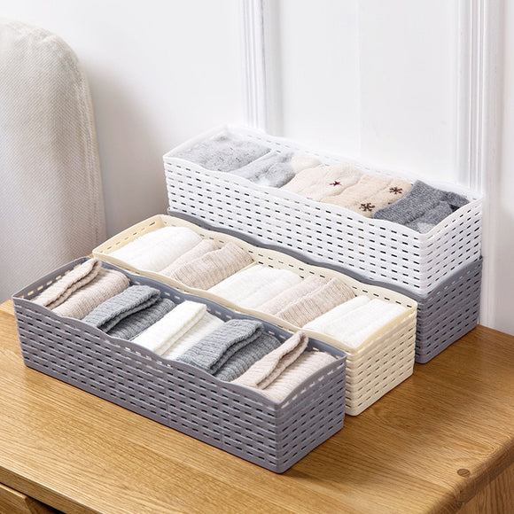 Five Compartment Drawer Organizer