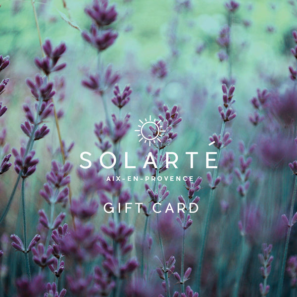 Solarté Collections Gift Certificates