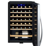 Allavino 34 Bottle Cascina Series Wine Cooler - Kegerator Craft