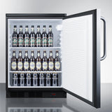 Commercial Built-in Beer Beverage with Bar Towel Handle - Kegerator Craft