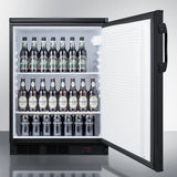 Summit Commercial Counter Height Beer Fridge Factory-installed Lock - Kegerator Craft