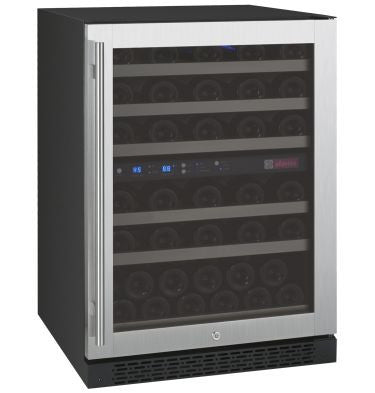Allavino FlexCount Series 56 Bottle Dual-Zone Wine Cooler - Kegerator Craft