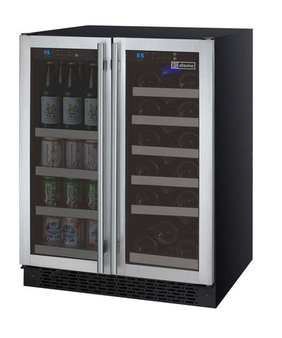 Allavino FlexCount Wine Refrigerator & Beverage Center - Kegerator Craft