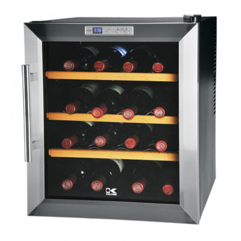 16 Bottle Beverage Cooler - Kegerator Craft