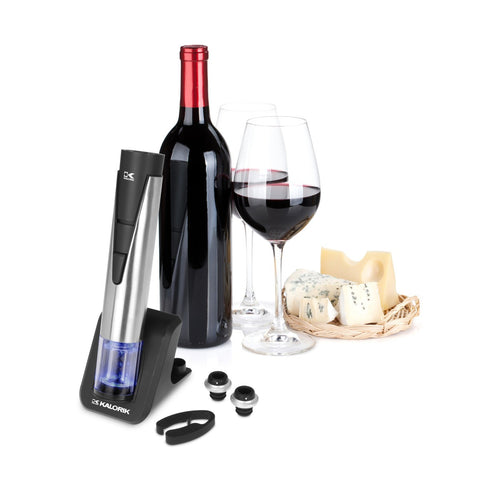 Kalorik 2-in-1 Wine Opener and Preserver - Kegerator Craft