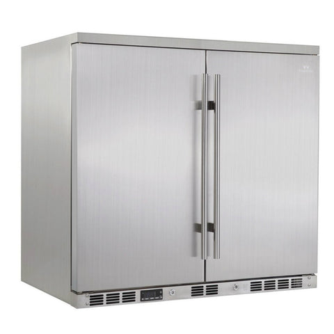 Stainless Steel Patio Cooler - KBU-56A-SD - Kegerator Craft