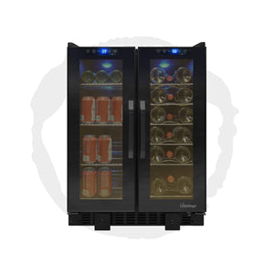 Touch Screen Wine & Beverage Cooler VT-36 TS - Kegerator Craft