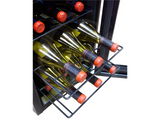 Vinotemp 18-Bottle Mirrored Thermoelectric Wine Cooler - Kegerator Craft