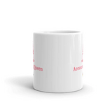 Accounting Queen Mug