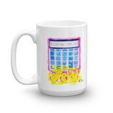 Accounting Chicks Rock Mug