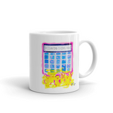 Accounting Mug, Accounting Chicks Rock