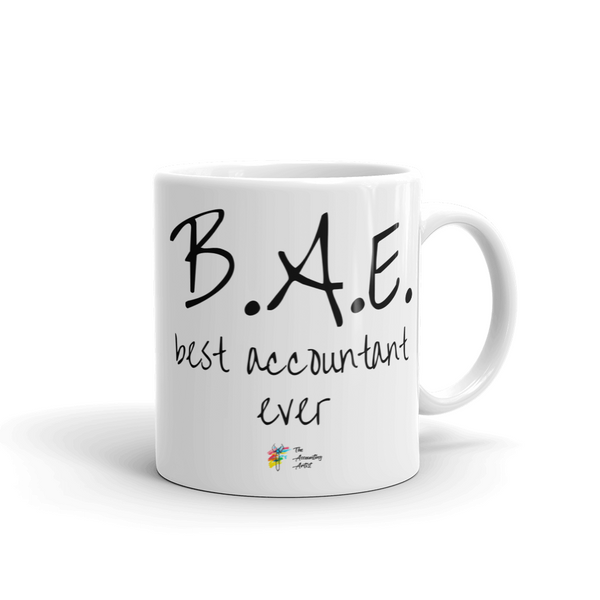 Accountant Mug, Best Accountant Ever