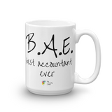 Best Accountant Ever Mug