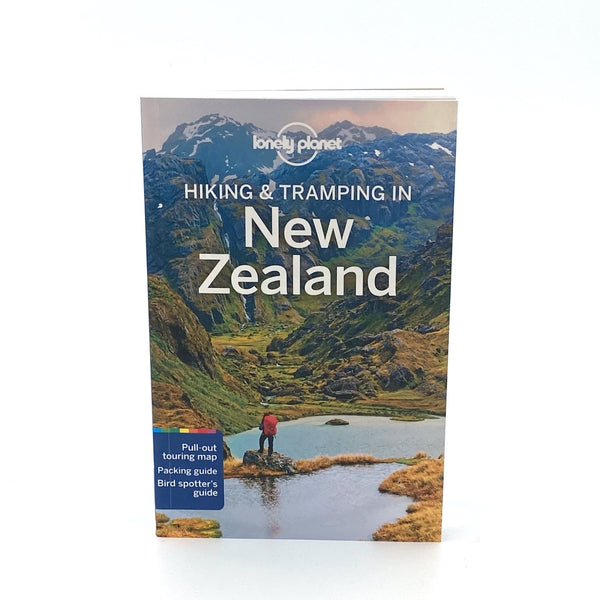 Lonely Planet Hiking and Tramping in New Zealand