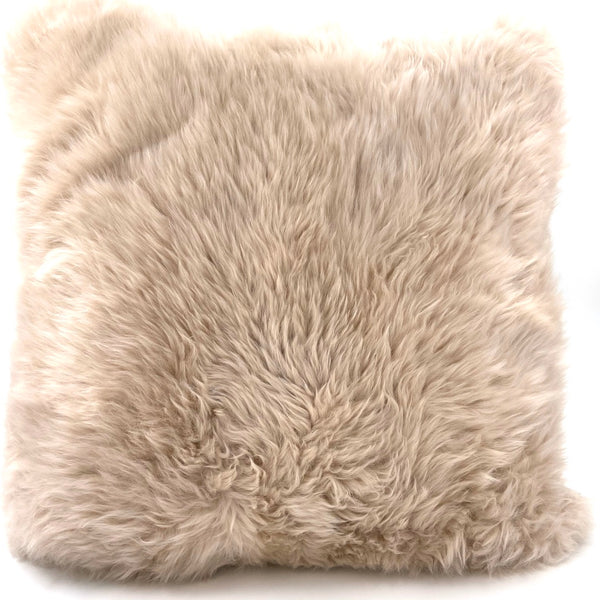 Sheepskin Cushion