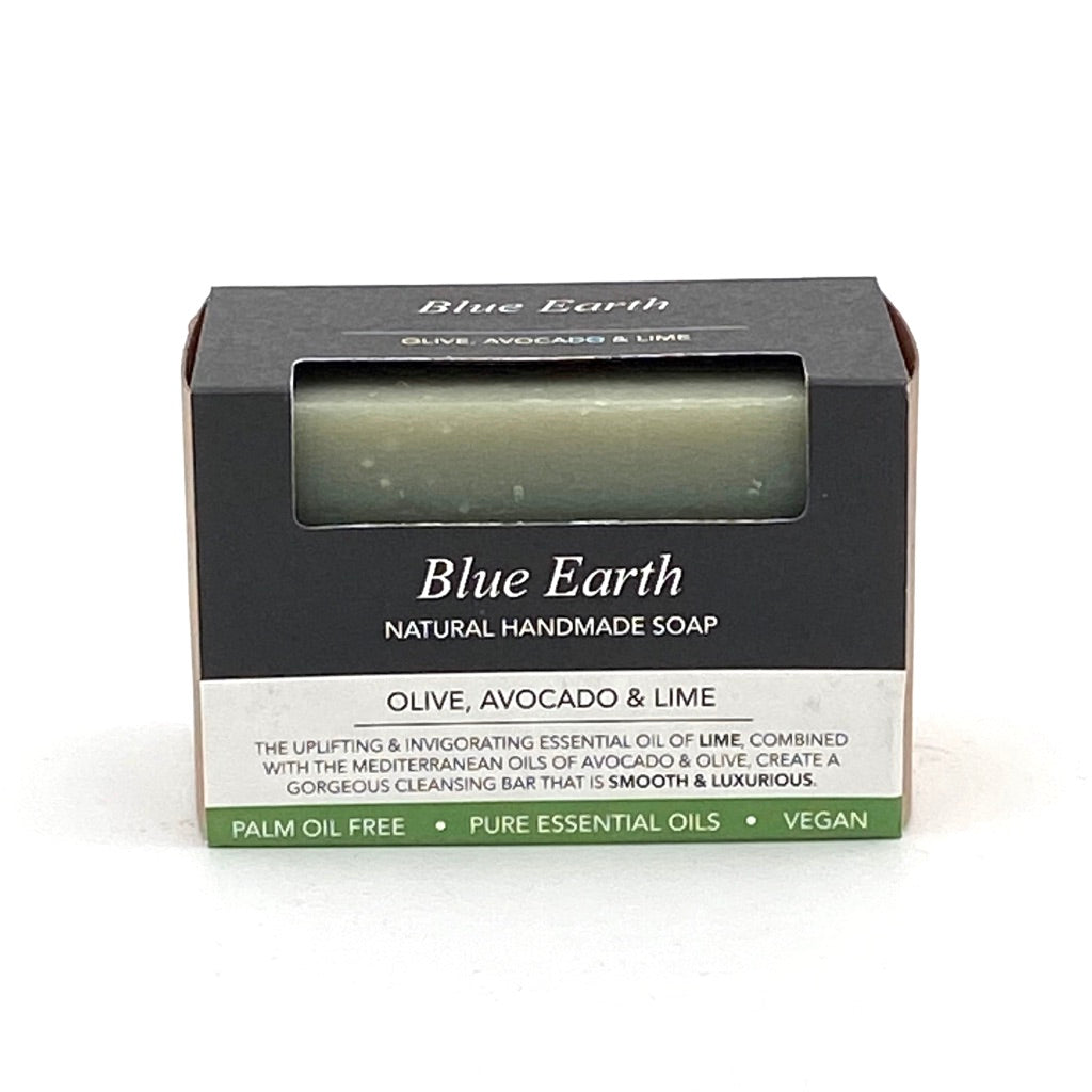On-line Blue Earth Soaps