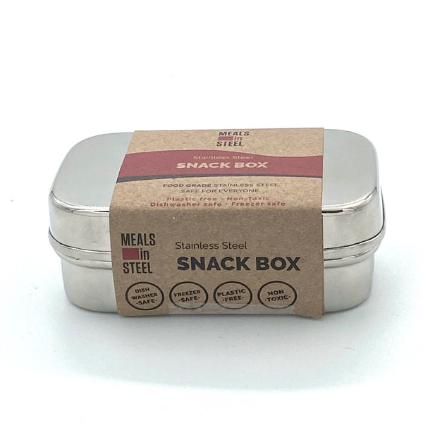 Meals in Steel Snack Box