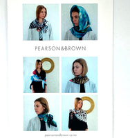 Pearson and Brown Scarves