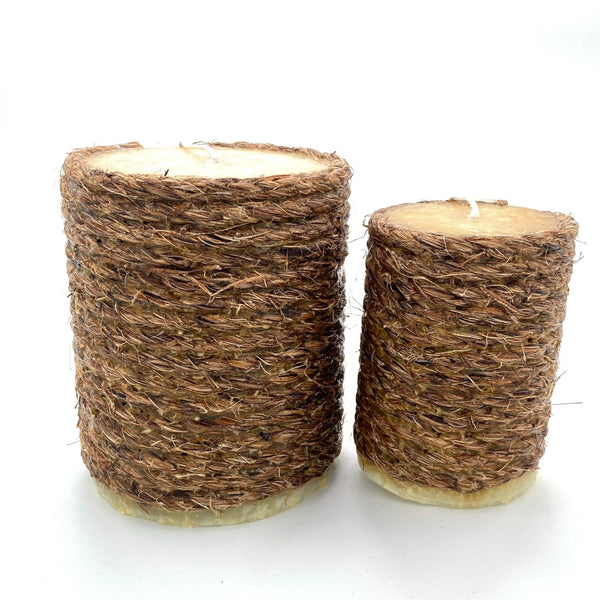 Rope Citronella candle