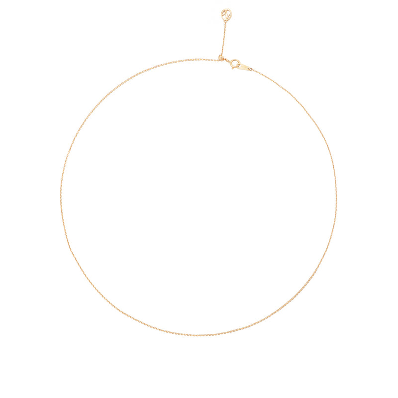 14K GOLD PURE NECKLACE