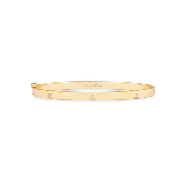 "Classic ""CRAVE"" Bangle"