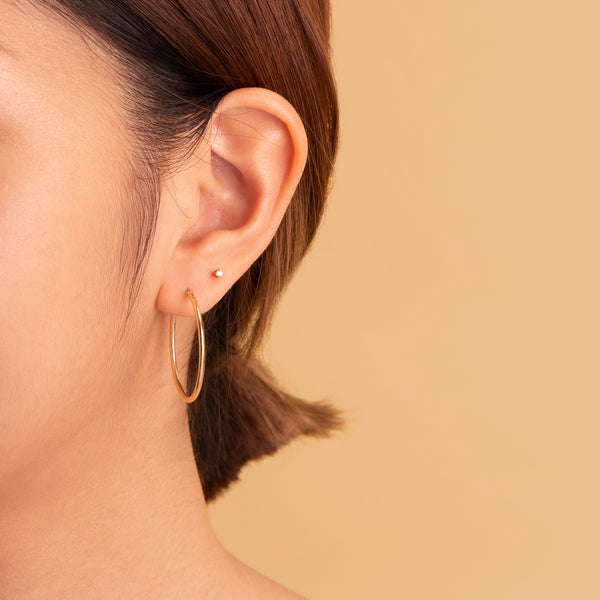 Hoop Earrings (3CM)