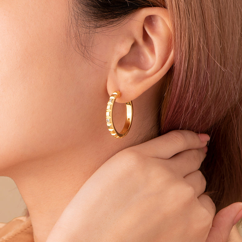 "Classic ""CRAVE"" Earrings"