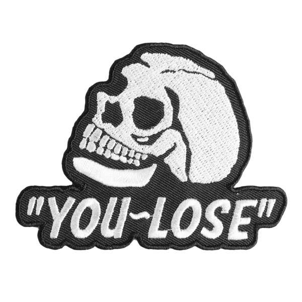 You Lose Patch