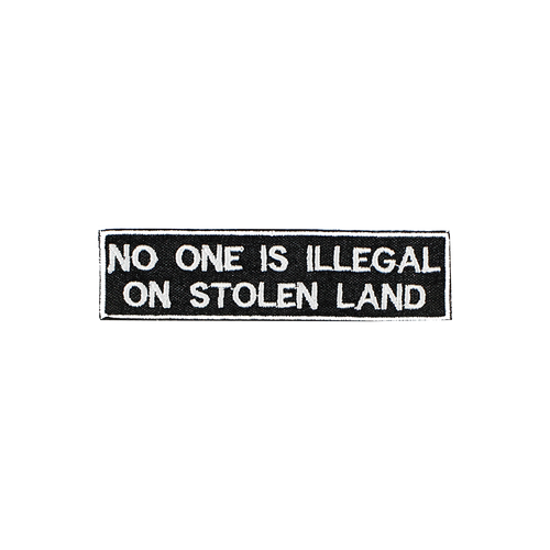 Stolen Land Patch