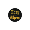 They/Them Pronoun Patch