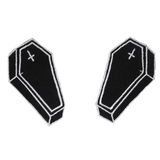 Coffin Patch Set