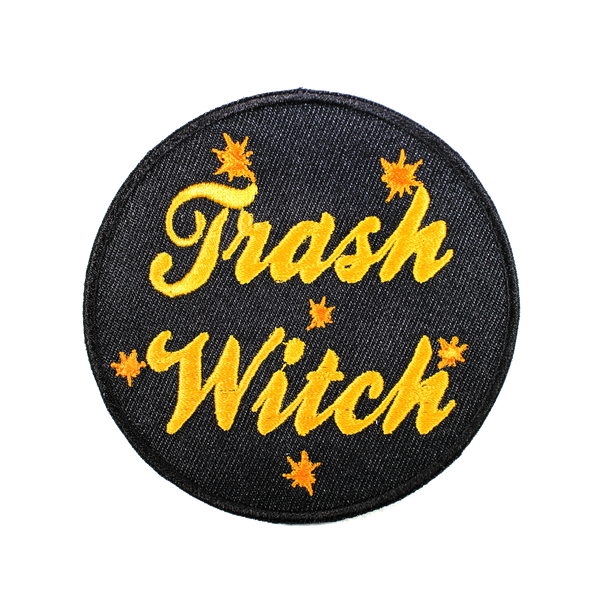Trash Witch Patch