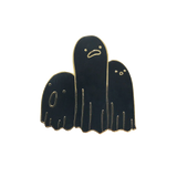 Three Ghosts Pin