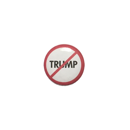 Anti Trump Button
