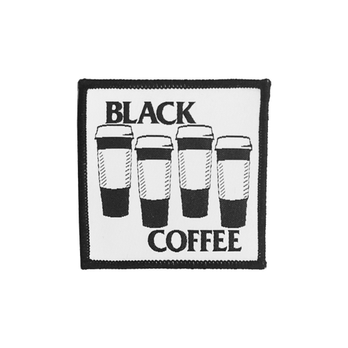 Black Coffee Patch
