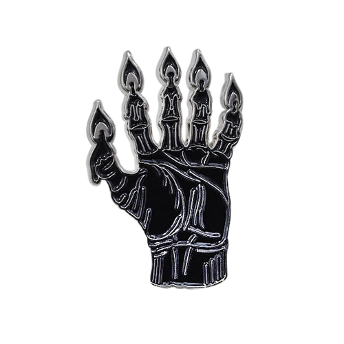 Hand of Glory Pin